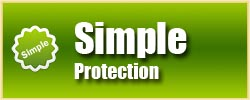 No Google Simple Protection